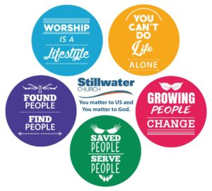 Stillwater Church Dayton, Ohio | Core Values